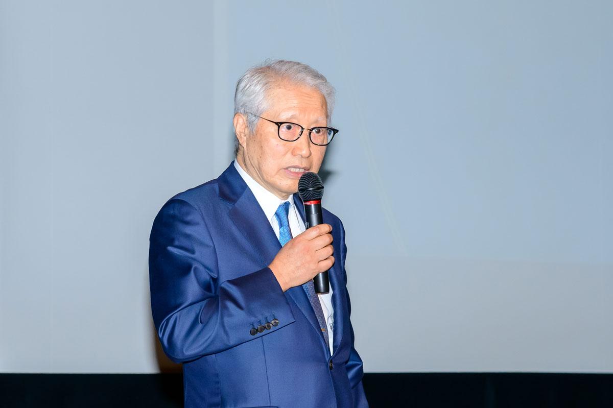 開会宣言 日吉歯科診療所 熊谷 崇先生