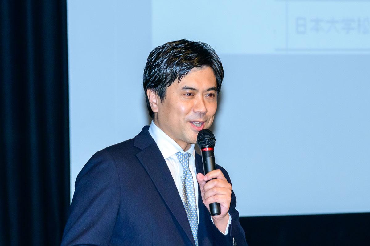 畑 慎太郎先生