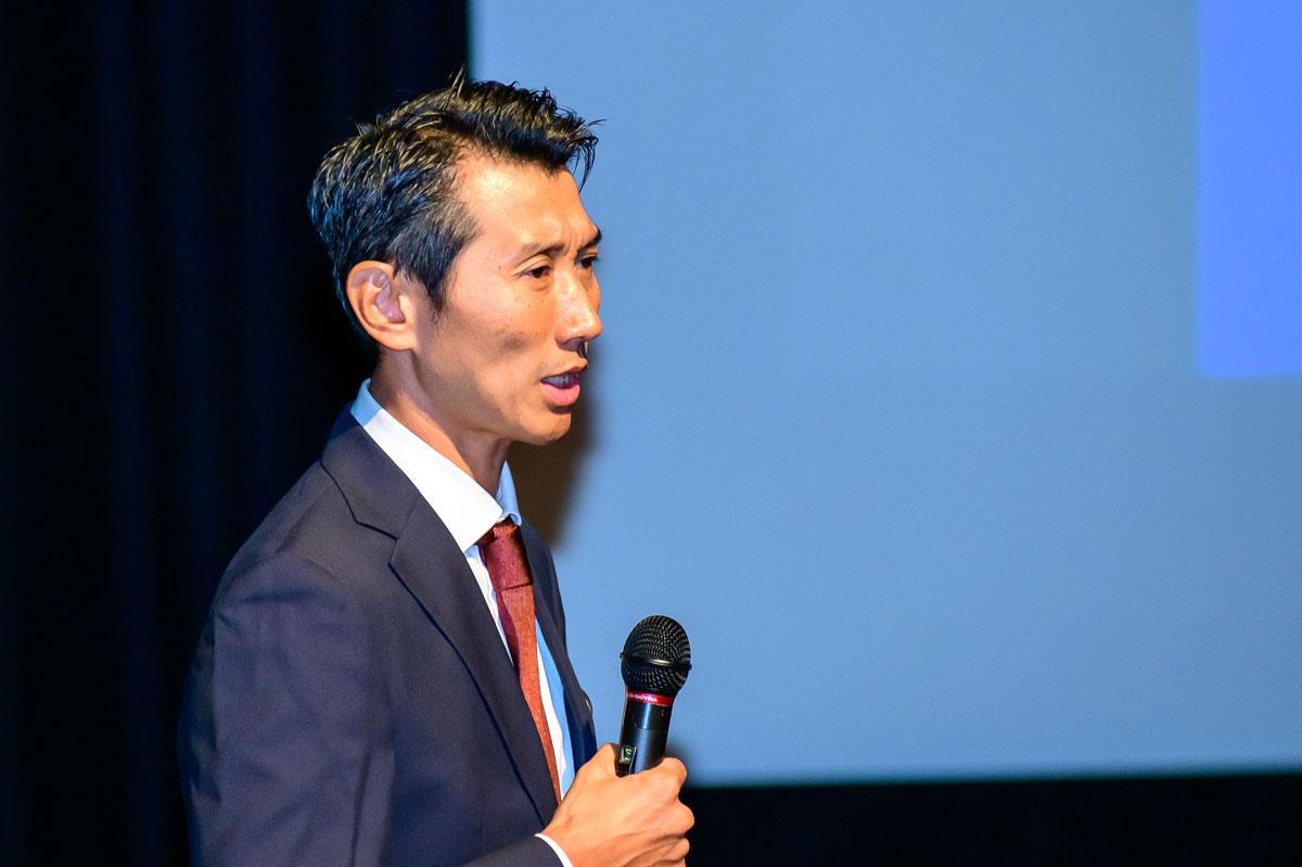 金谷 宏樹先生