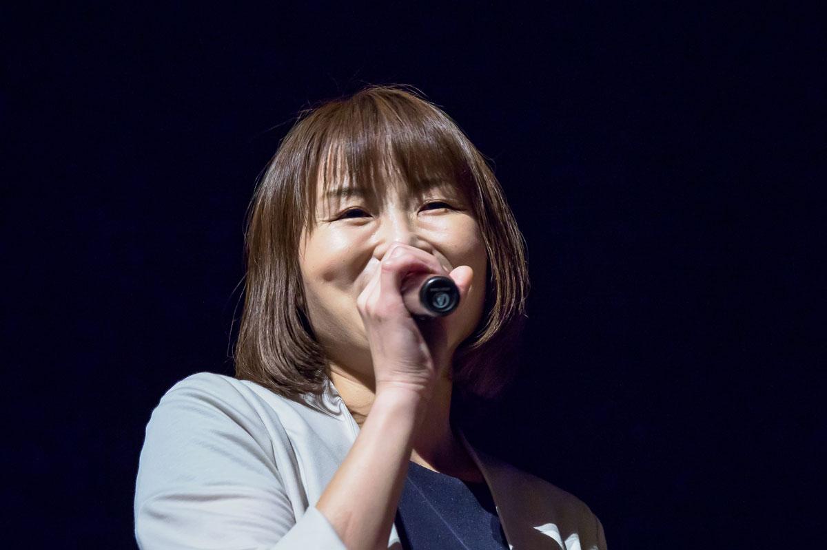 前田 奈美さん