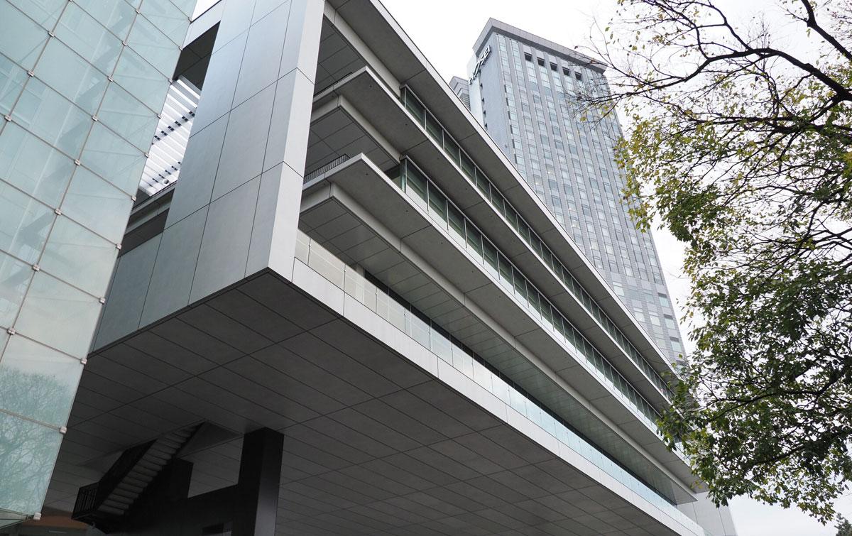 法政大学市ケ谷キャンパス 富士見ゲート