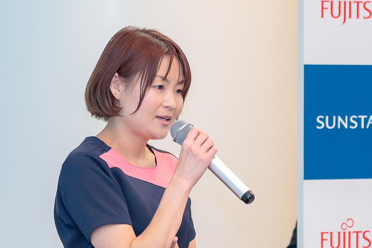 日吉歯科診療所 歯科衛生士 前田さん